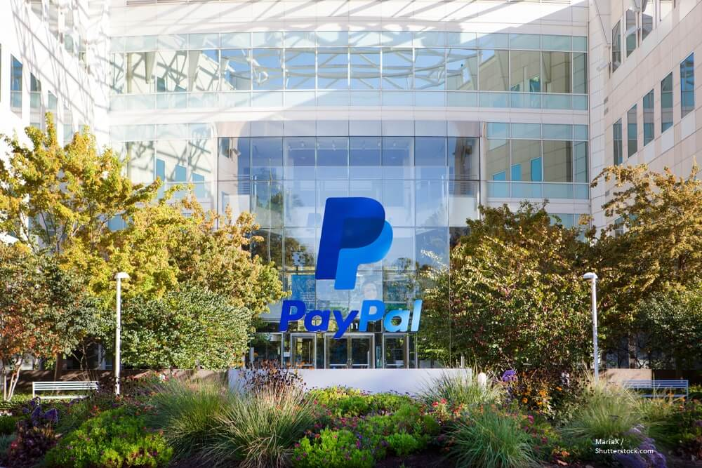 PayPal headquarters Silicon Valley