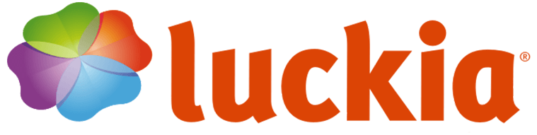 Luckia logo small side